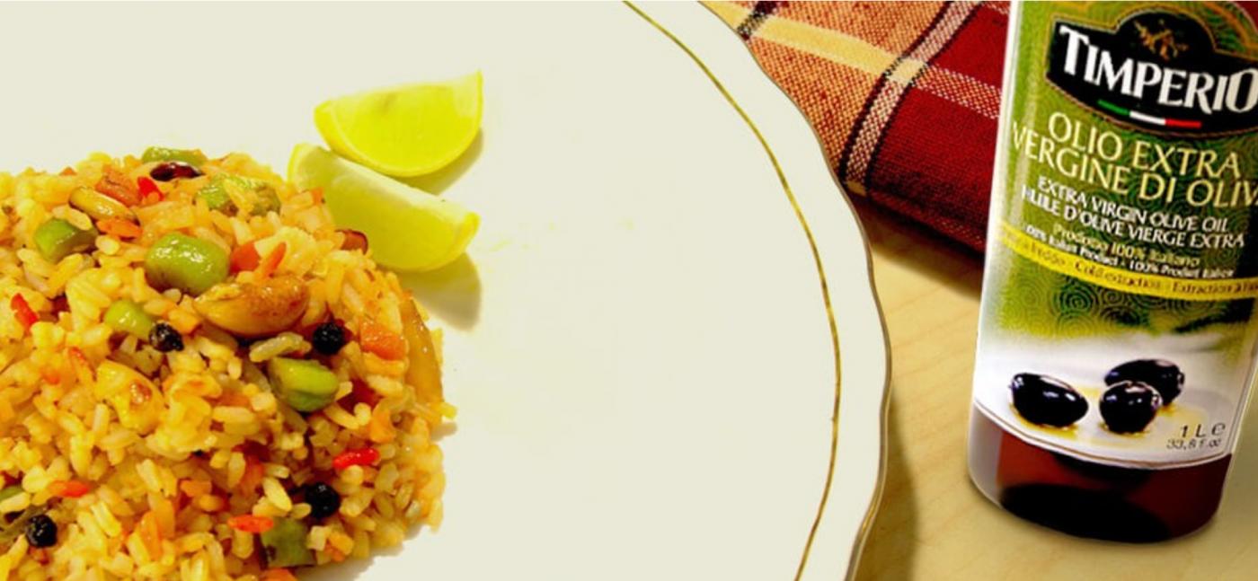 Fried Rice Recipe - Timperio